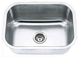 Undermount Stainless Steel Rectangular Sink